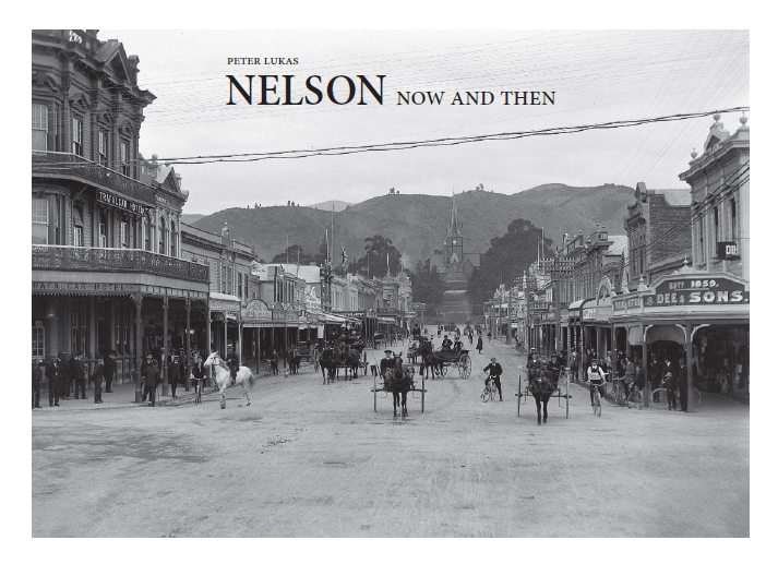 NELSON NOW AND THEN