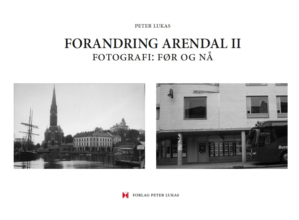Arendal2 Cover